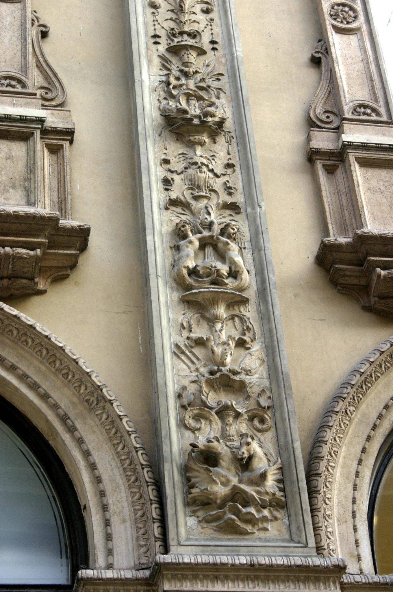 File img 4337 milano galleria vittorio emanuele for Decorazione wikipedia