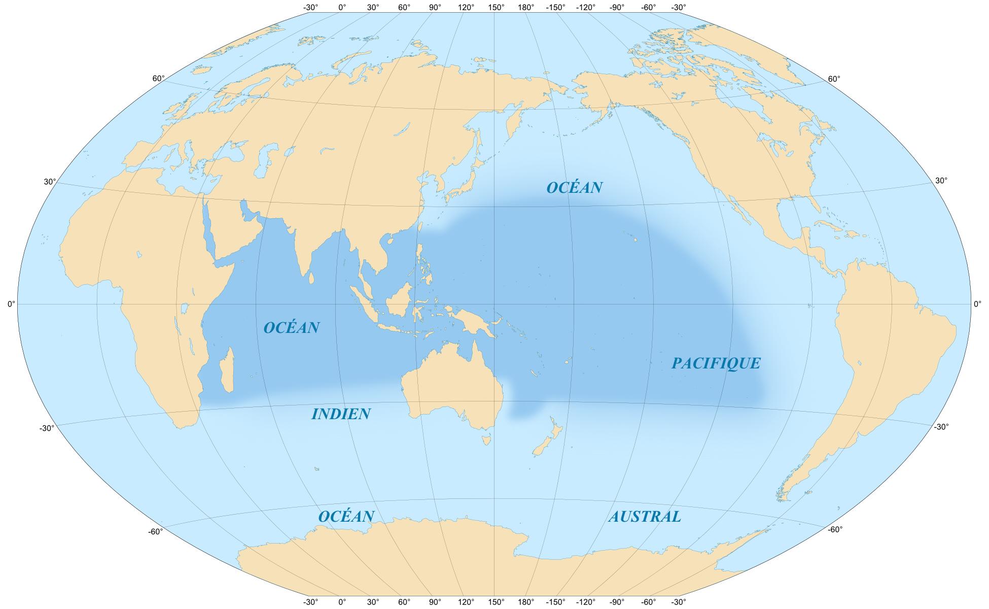 Bassin Indo-Pacifique — Wikipédia