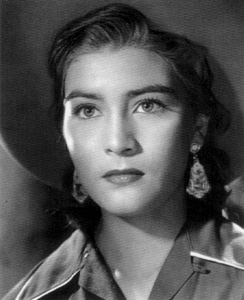 Irma Dorantes Mexican actress and singer