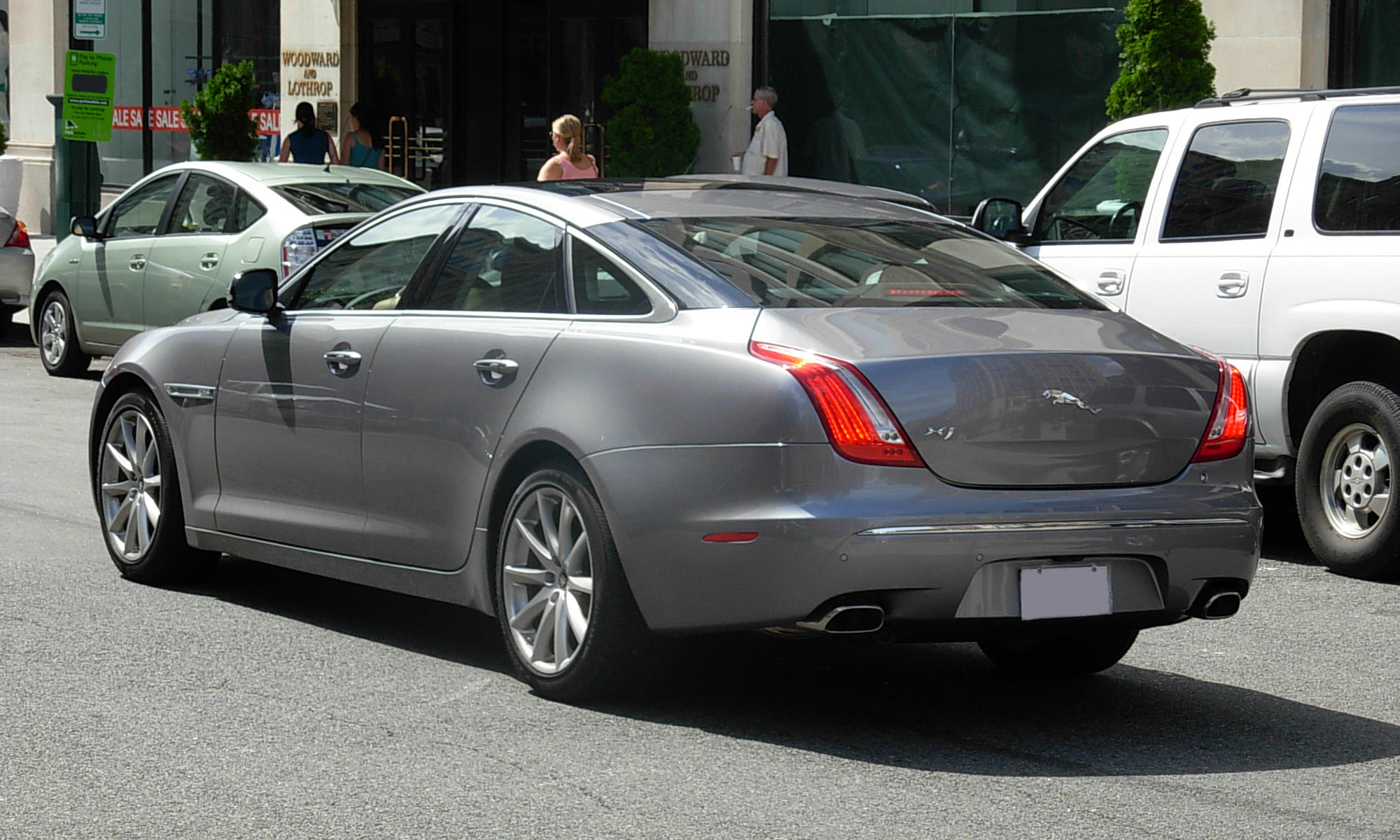 Opinions On Jaguar Xj X351