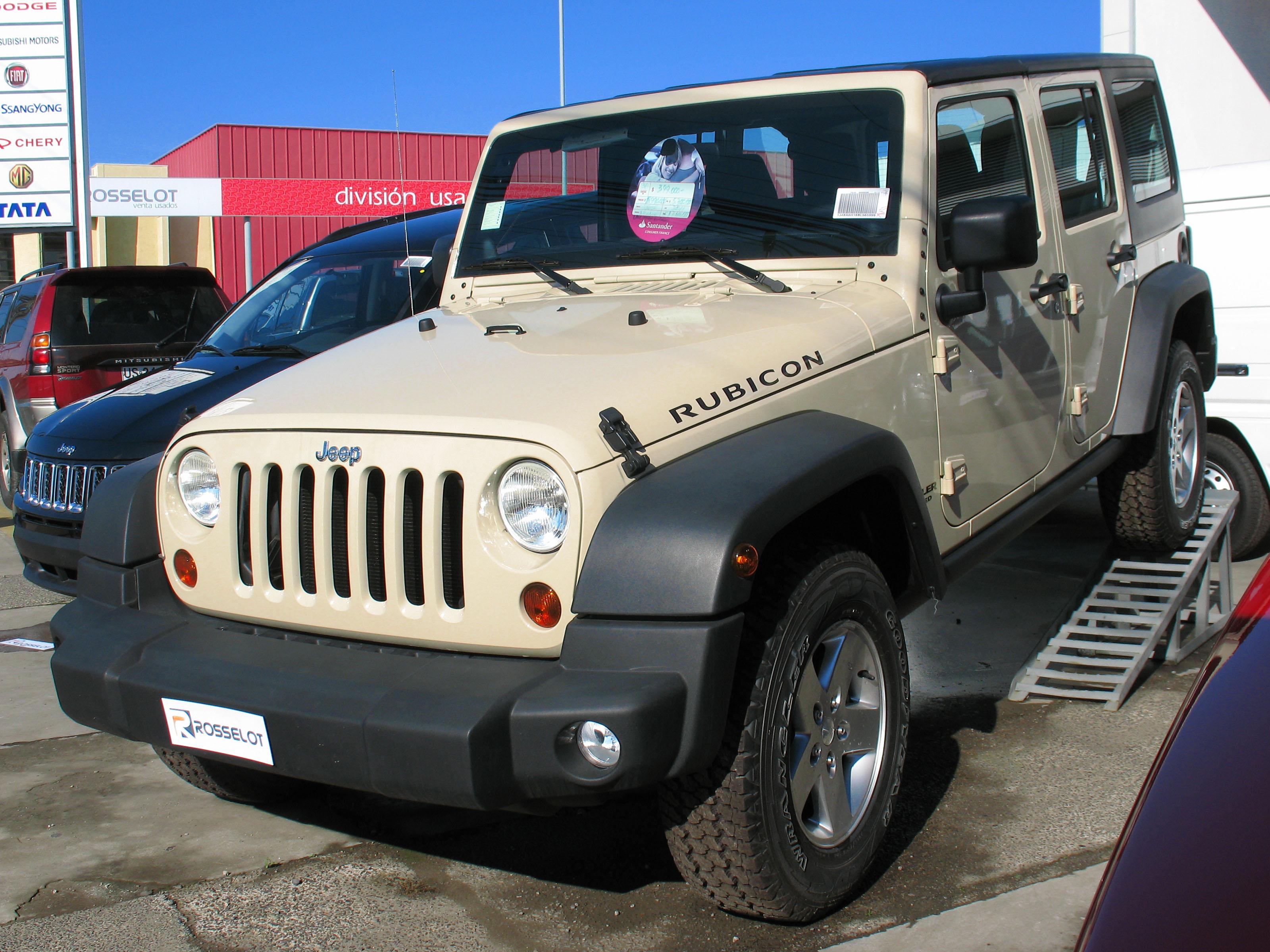 File:Jeep Wrangler Unlimited 3.8 Rubicon 2011 (12510514345)