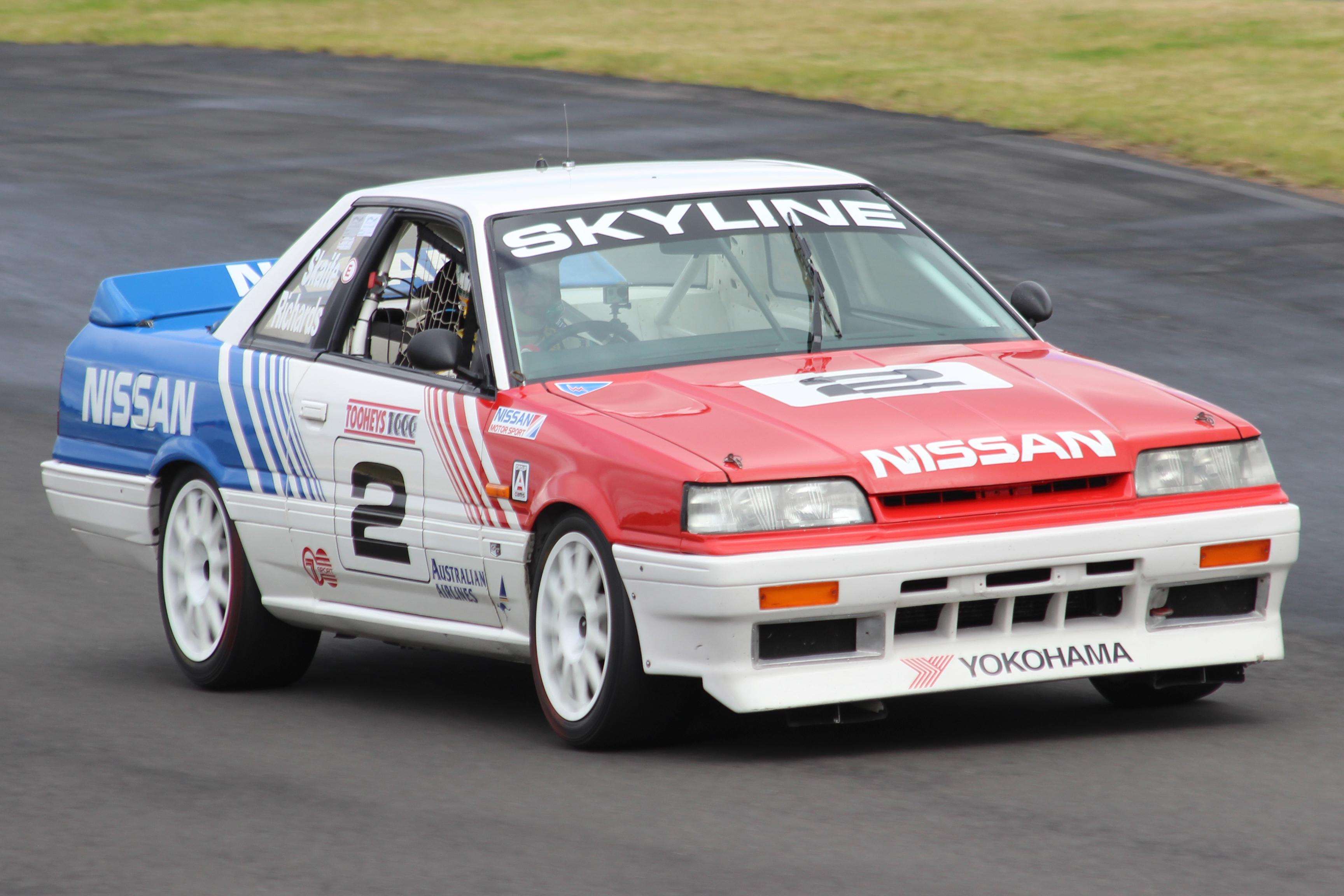 Nissan Skyline Racing Cars For Sale
