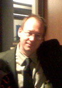 Joel Hodgson in december 2007
