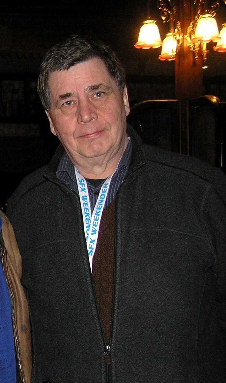 John Wagner at the SFX Weekender, 2012
