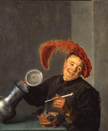 File:Judith Leyster Der lustige Zecher jpg - Wikimedia Commons