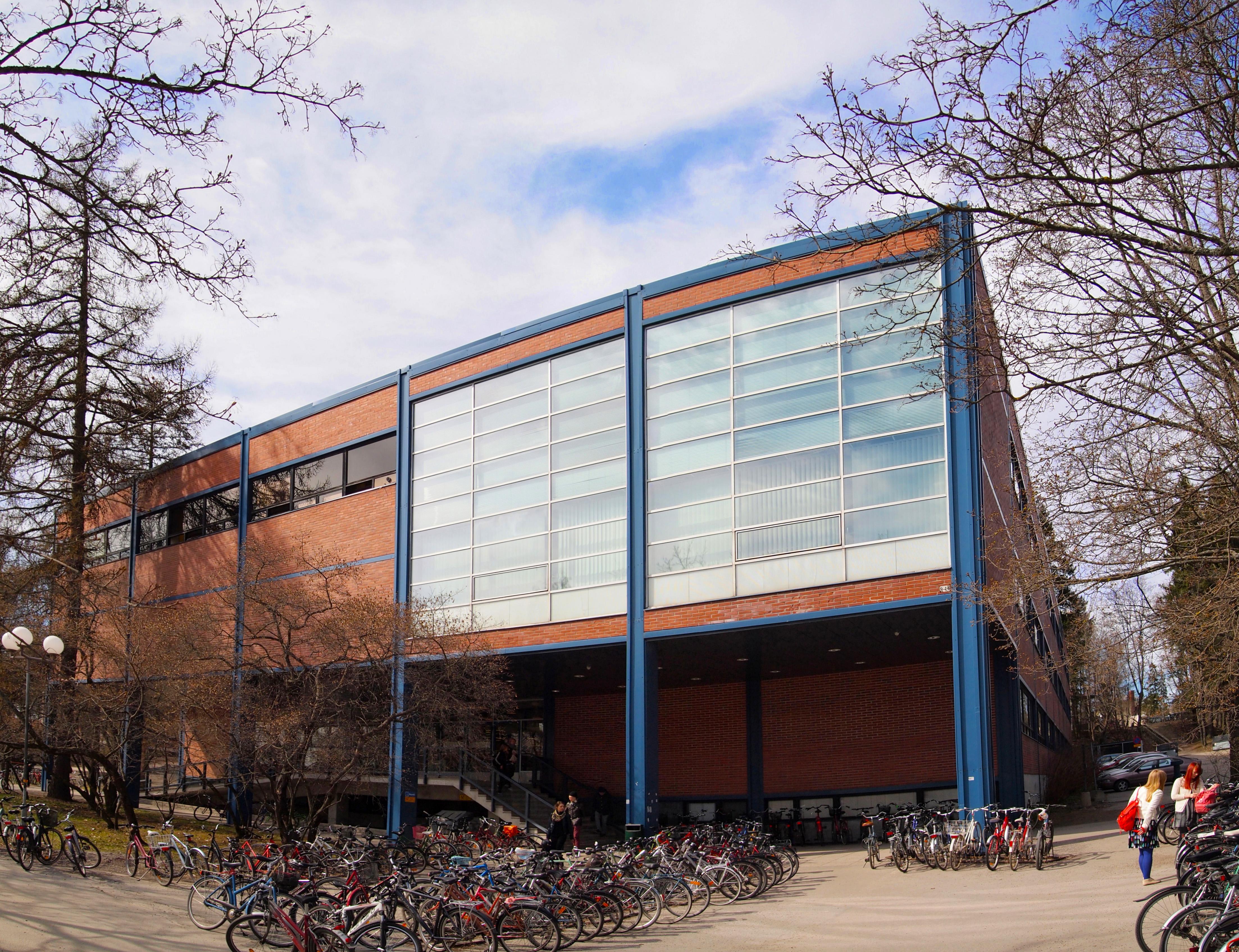 Jyväskylän yliopiston kirjasto - Wikiwand