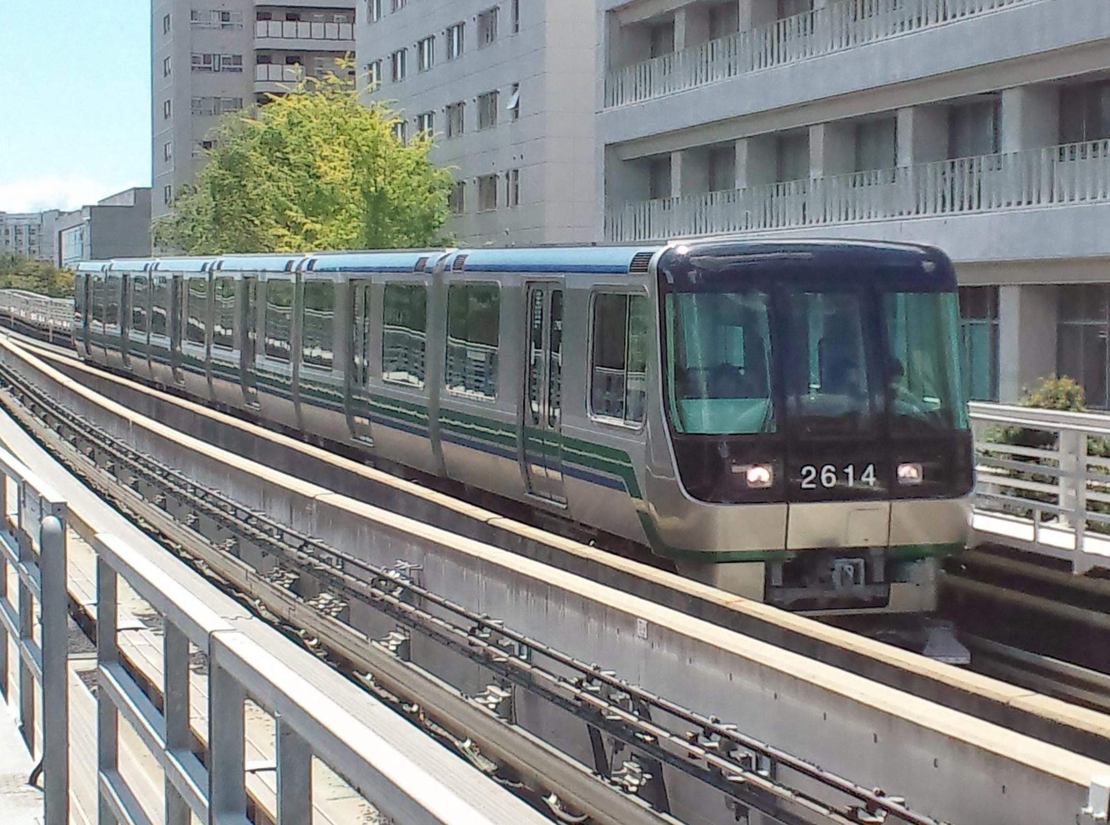 神戸新交通1000型電車