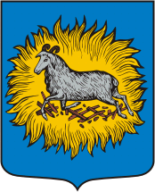 Kargopol COA (Olonets Governorate) (1781).png