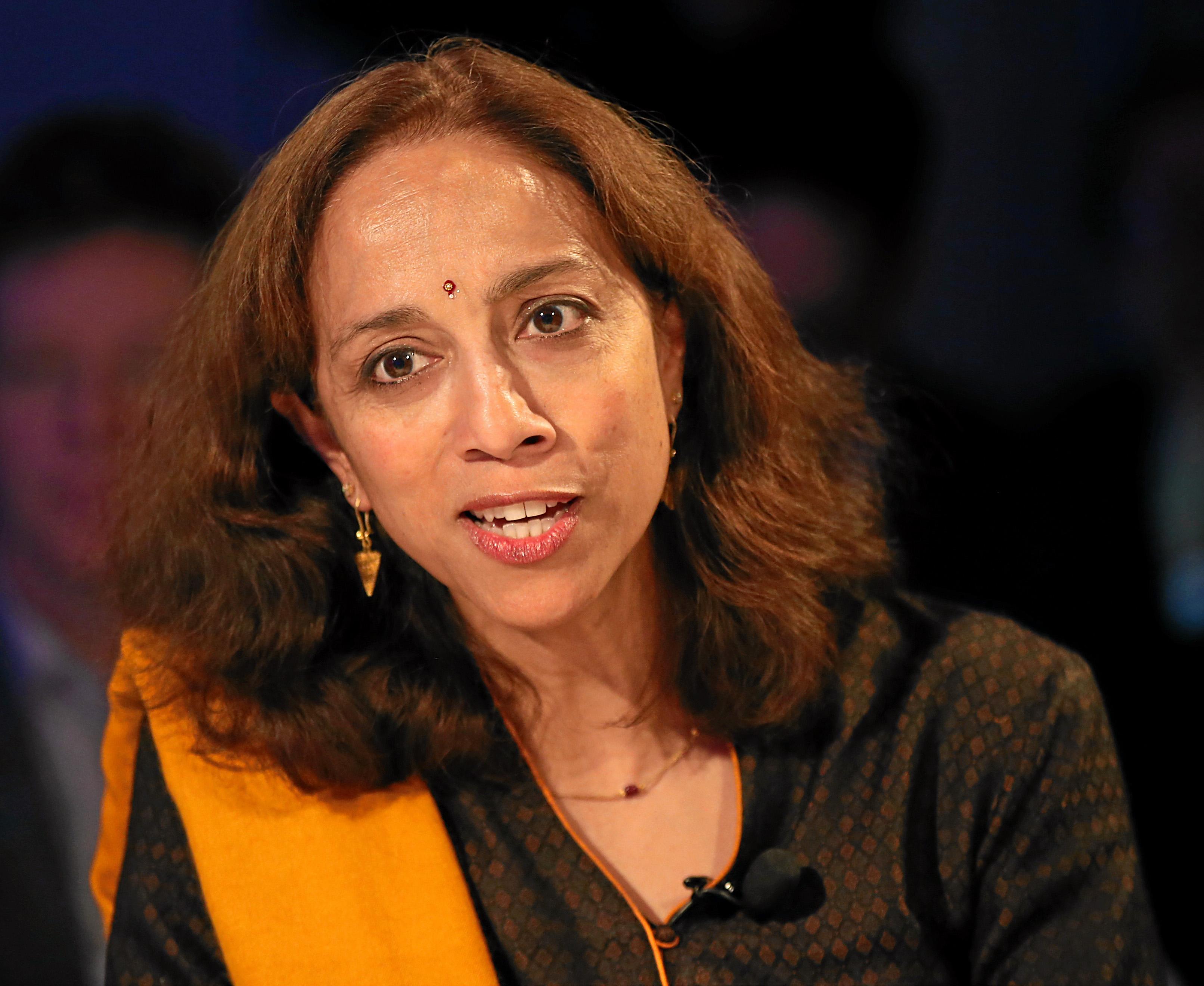 Kavita Ramdas - Wikipedia