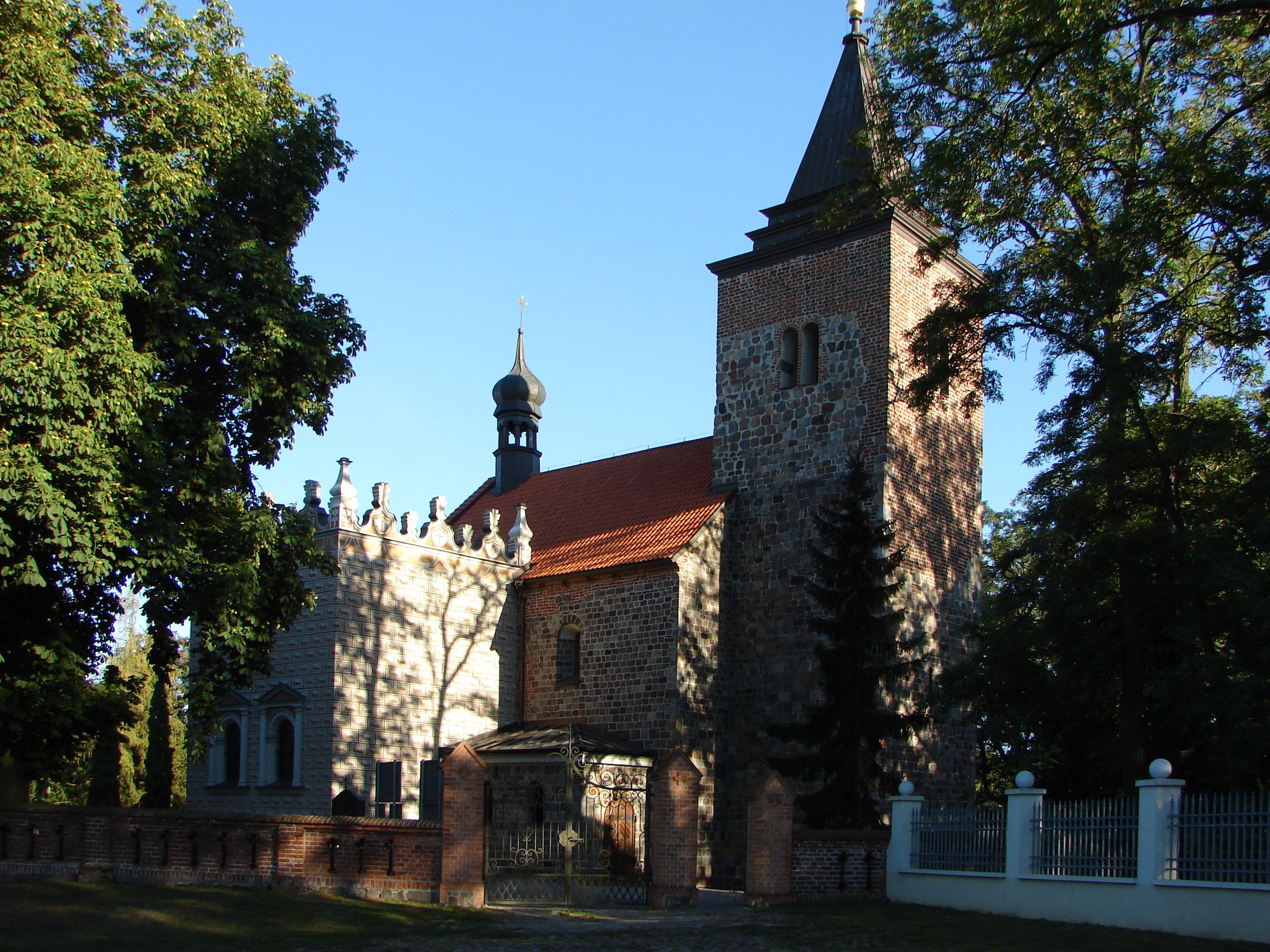 File:Kościelec, Gmina Pakość, Inowrocław County.jpg