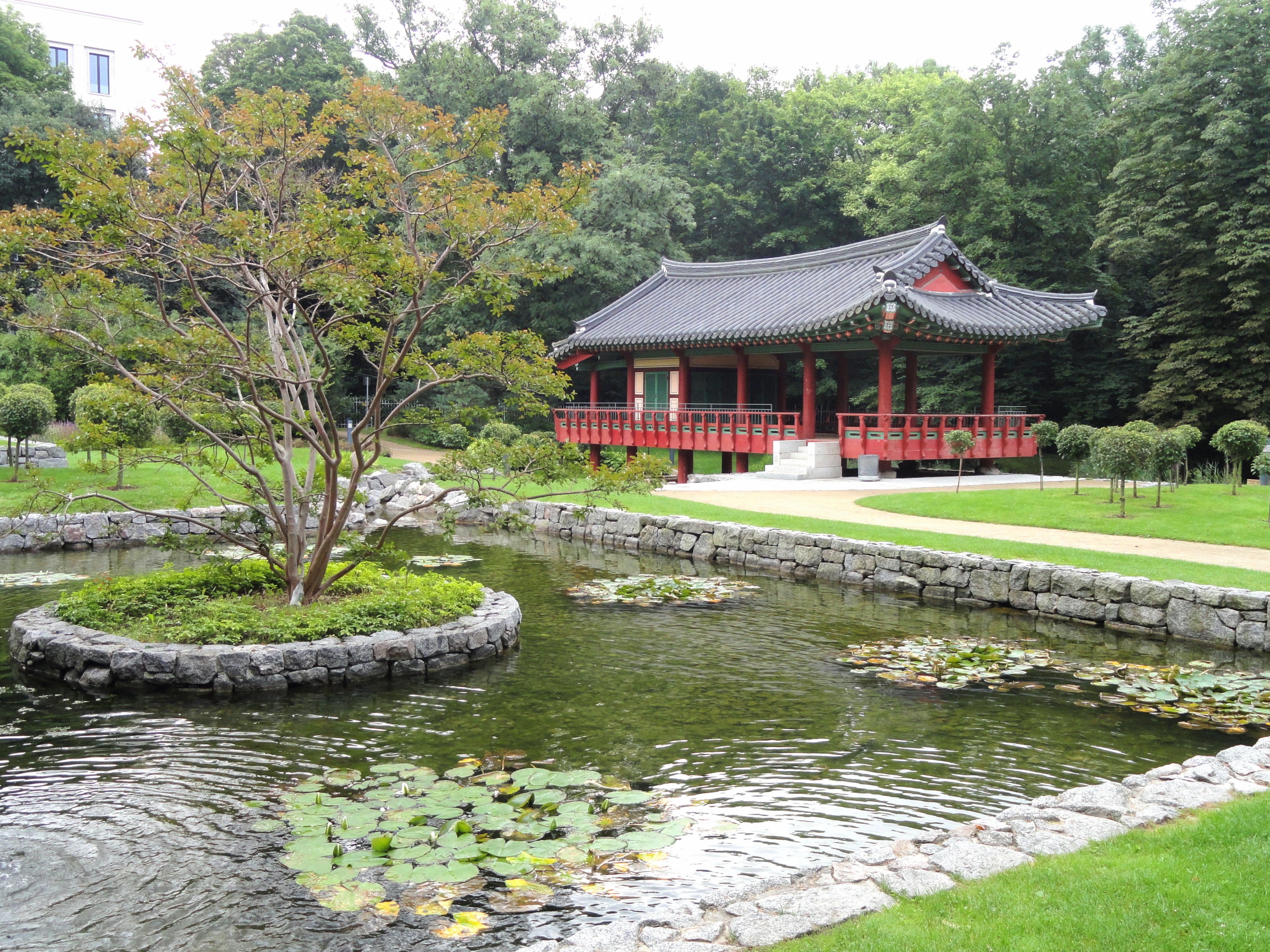Korean Landscape Garden : File koreanischer garten gr?neburgpark dsc g wikimedia