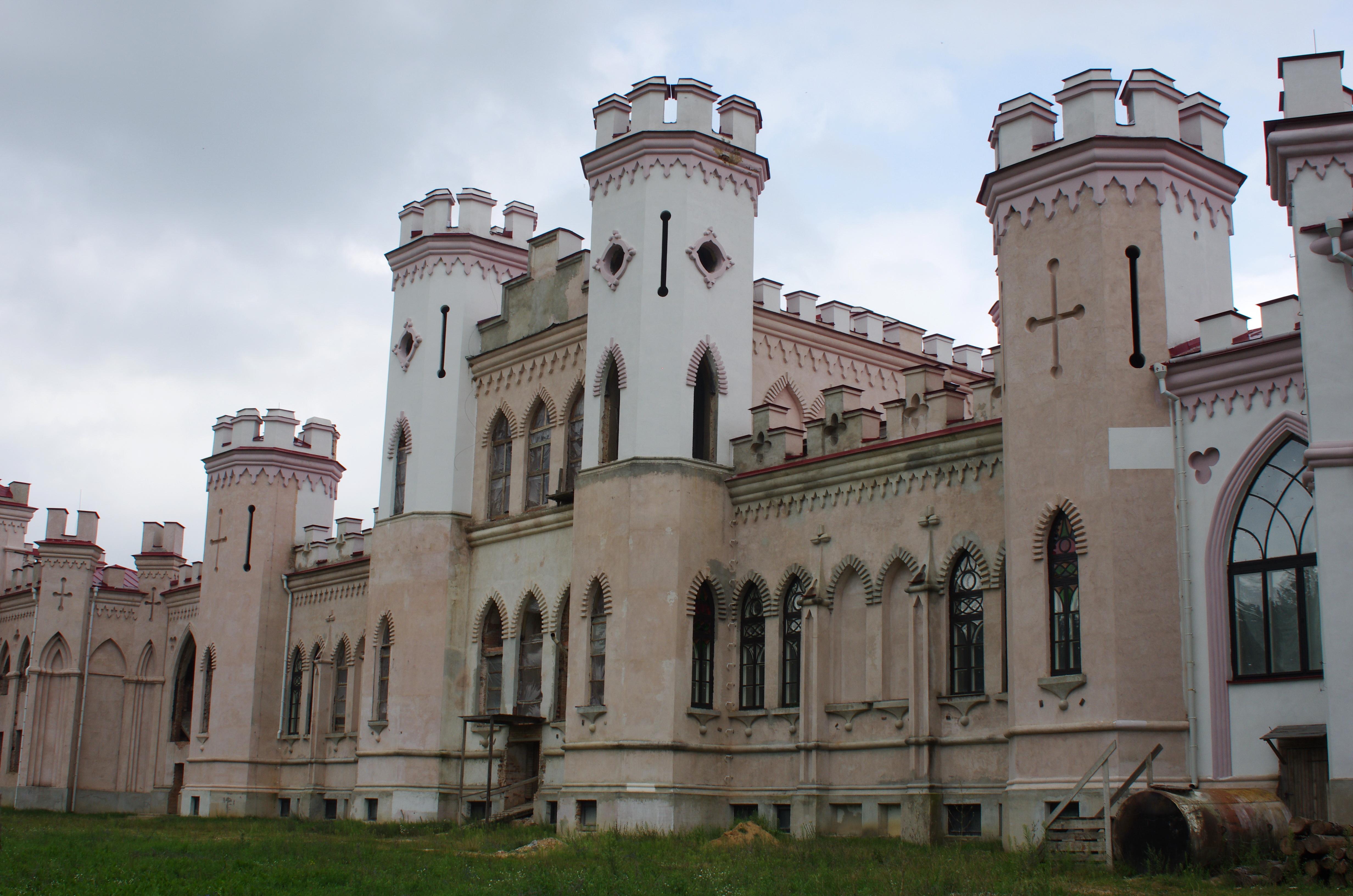Kosaŭskі palac, 2016 5.jpg