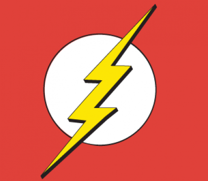 flash superhero logo - photo #4