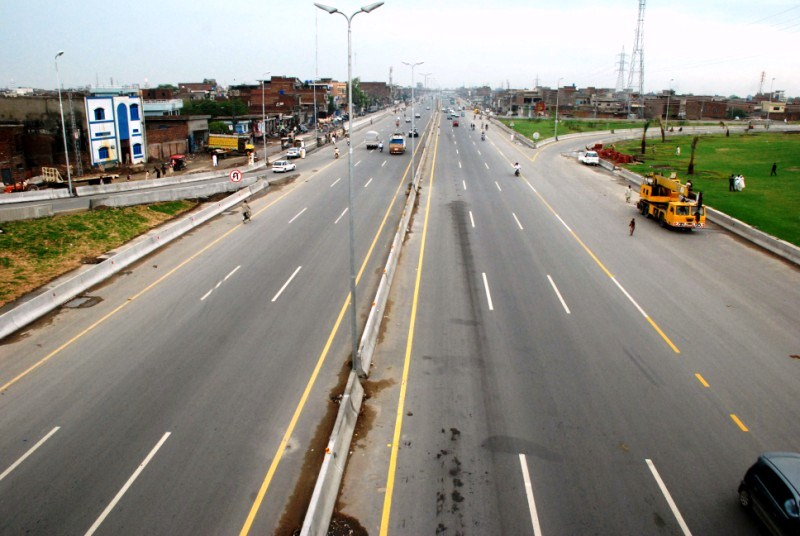 File:Lahore Ring road (Under Construction).jpg