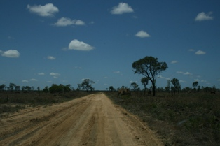 Suburb of Shire of Cook, Queensland, Australia