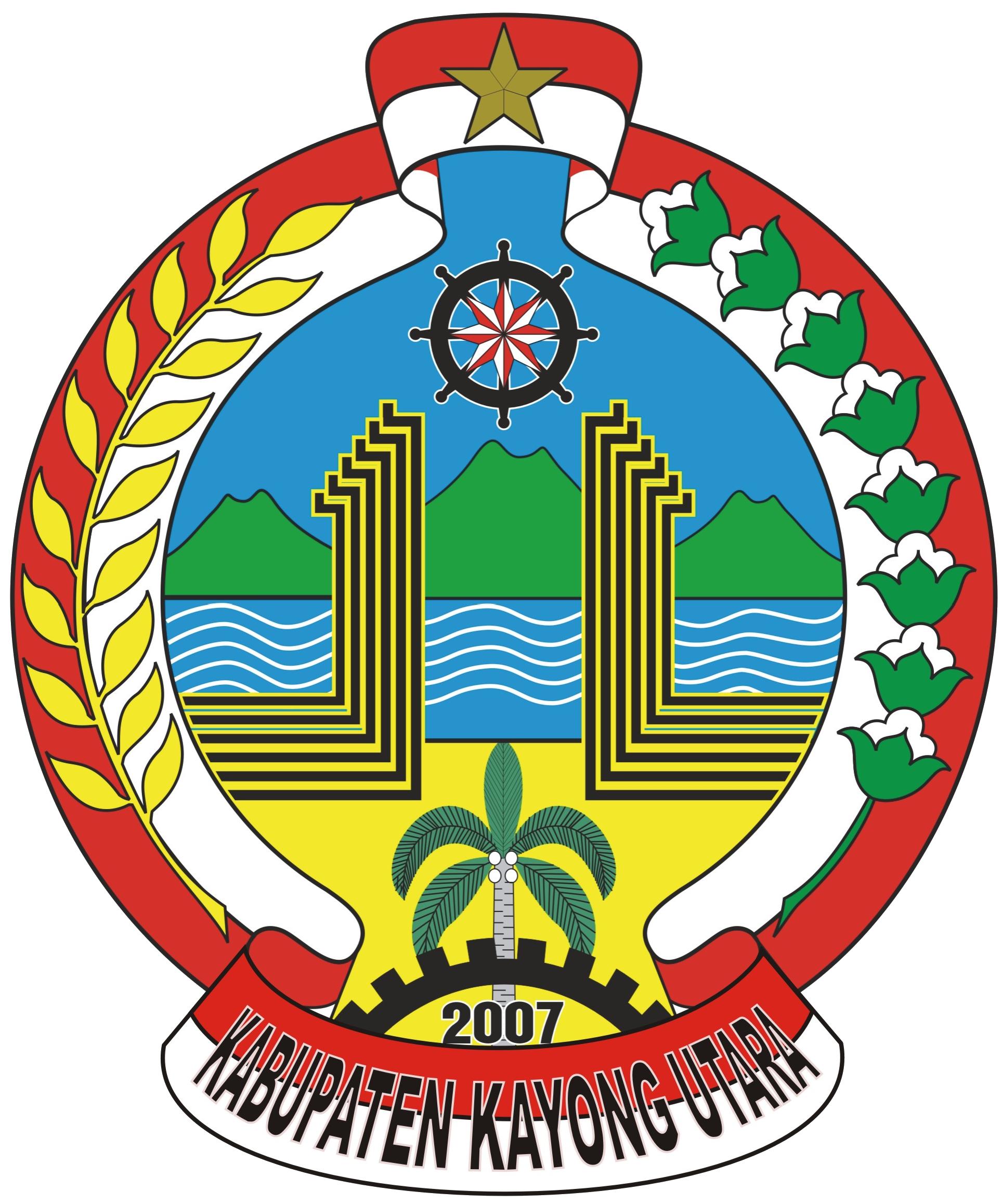 Berkas Lambang Daerah Kab Kayong Utara Png Wikipedia Bahasa Indonesia Ensiklopedia Bebas