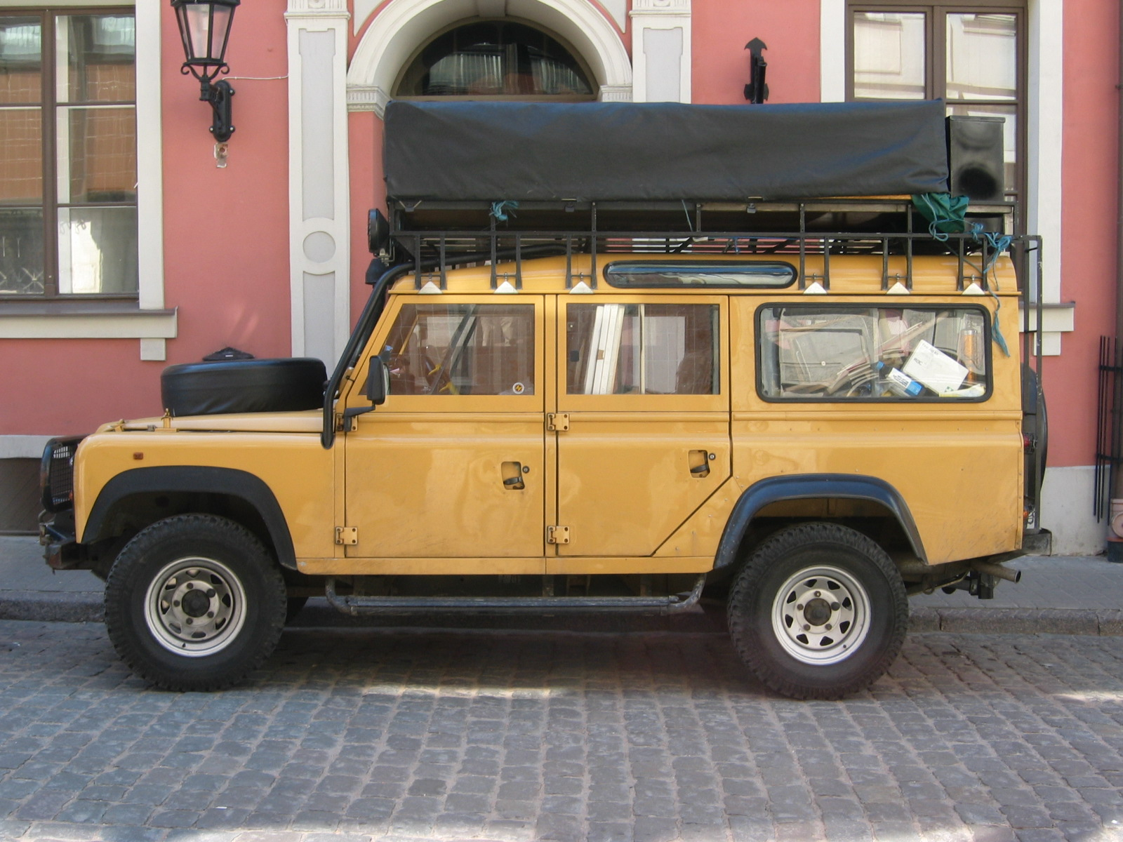 Land Rover Defender Picture