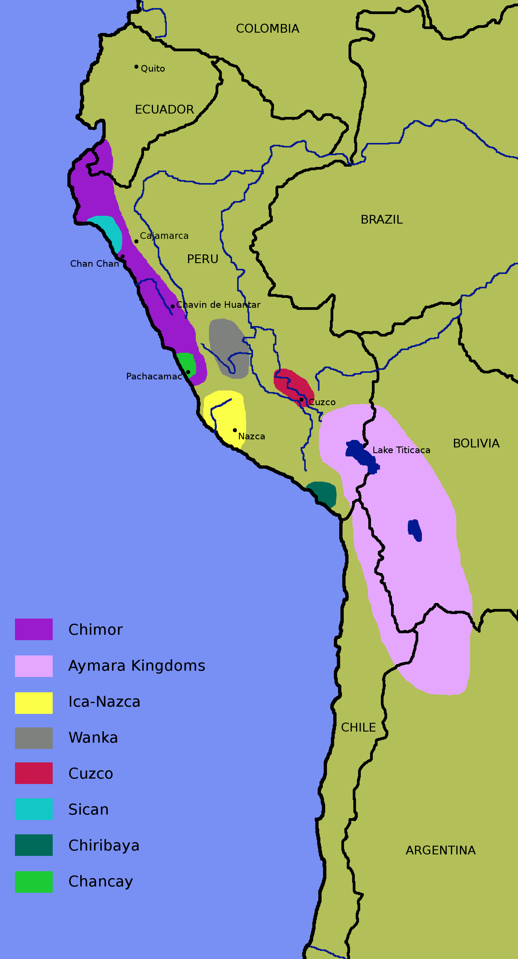 Atlas of the Inca Empire - Wikimedia Commons on inca art, chimu map, inca trail, francisco pizarro, mongol empire, inca food, inca civilization, inca pyramids, tenochtitlan map, inca buildings, inca roads, inca flag, inca houses, byzantine empire, roman empire, ottoman empire, inca city, machu picchu, brazil map, inca warriors, inca society, indigenous peoples of the americas, columbian exchange, greece map, mesoamerica map, lima map, inca people, nazca lines, andean civilizations, china map, inca crops,