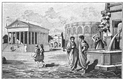 Romains Ville Gauloise Devenu Paris