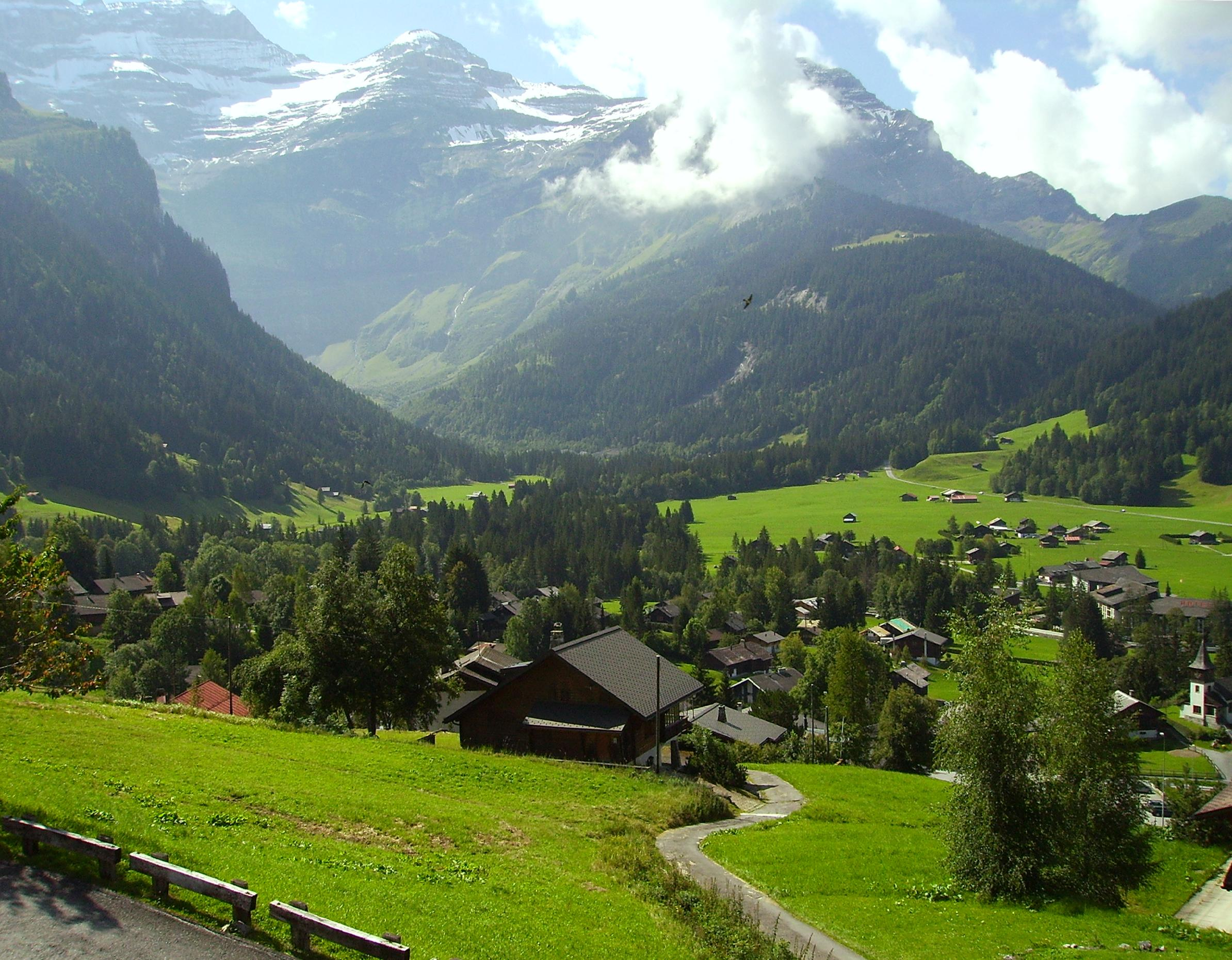 Description les diablerets