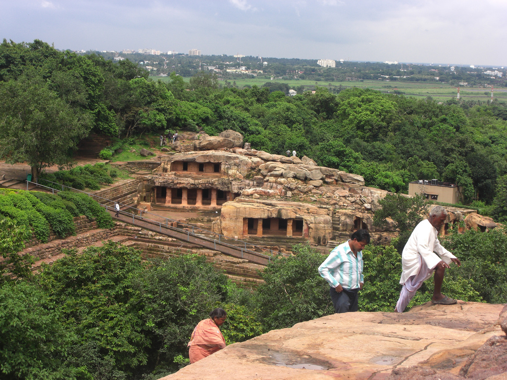 Bhubaneshwar dátumové údaje lokalít