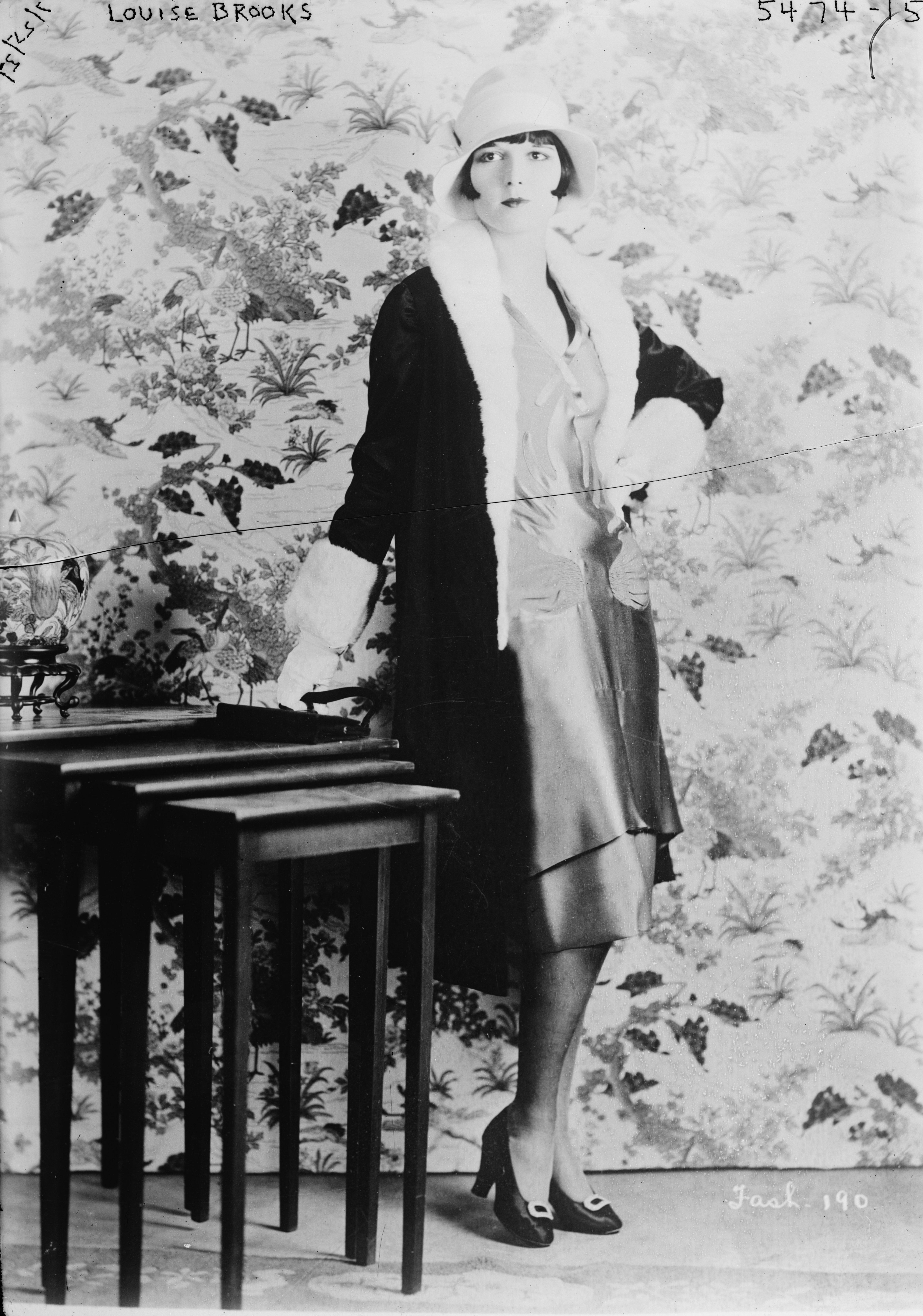 Louise Brooks, 1927