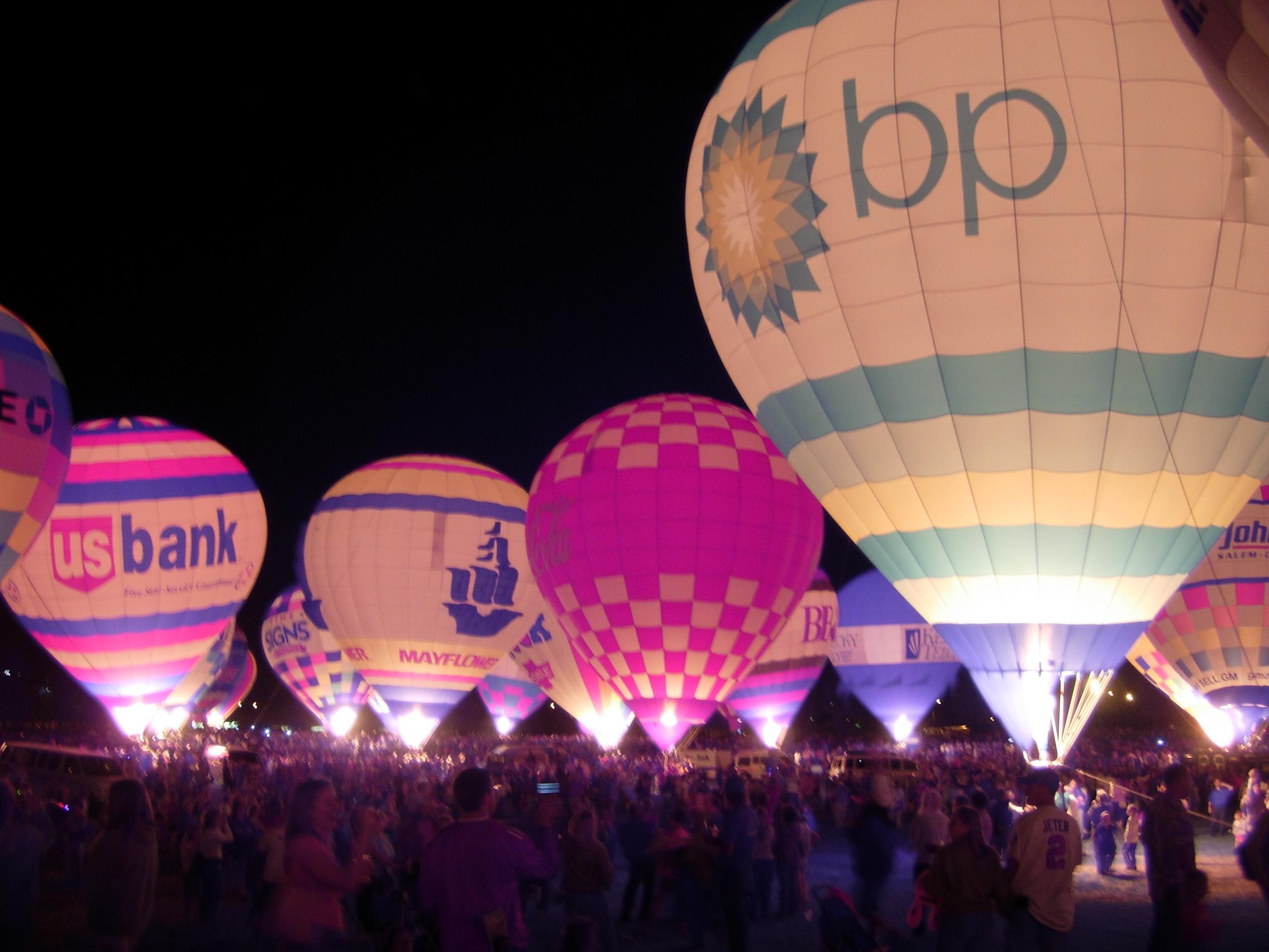 Louisville Balloon Glow 35