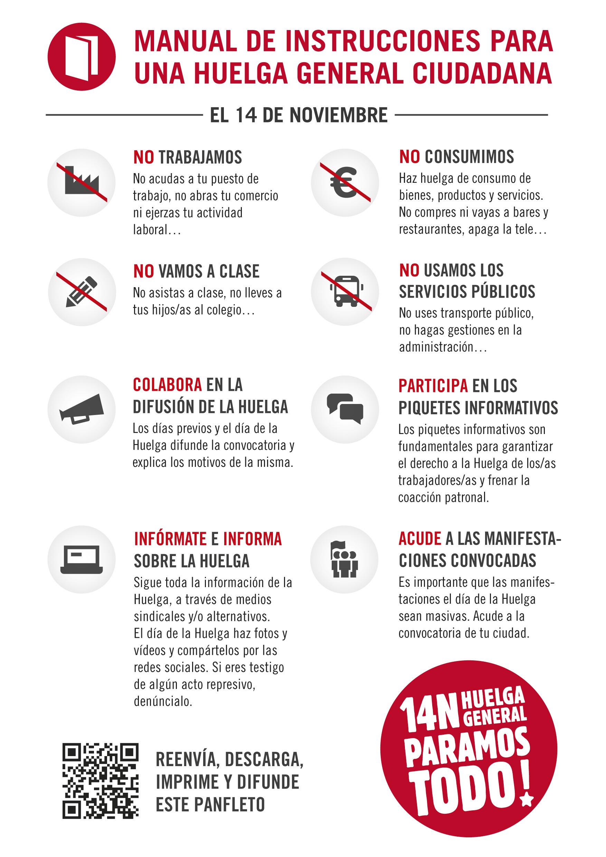 file manual para una huelga ciudadana 14n jpg wikimedia commons