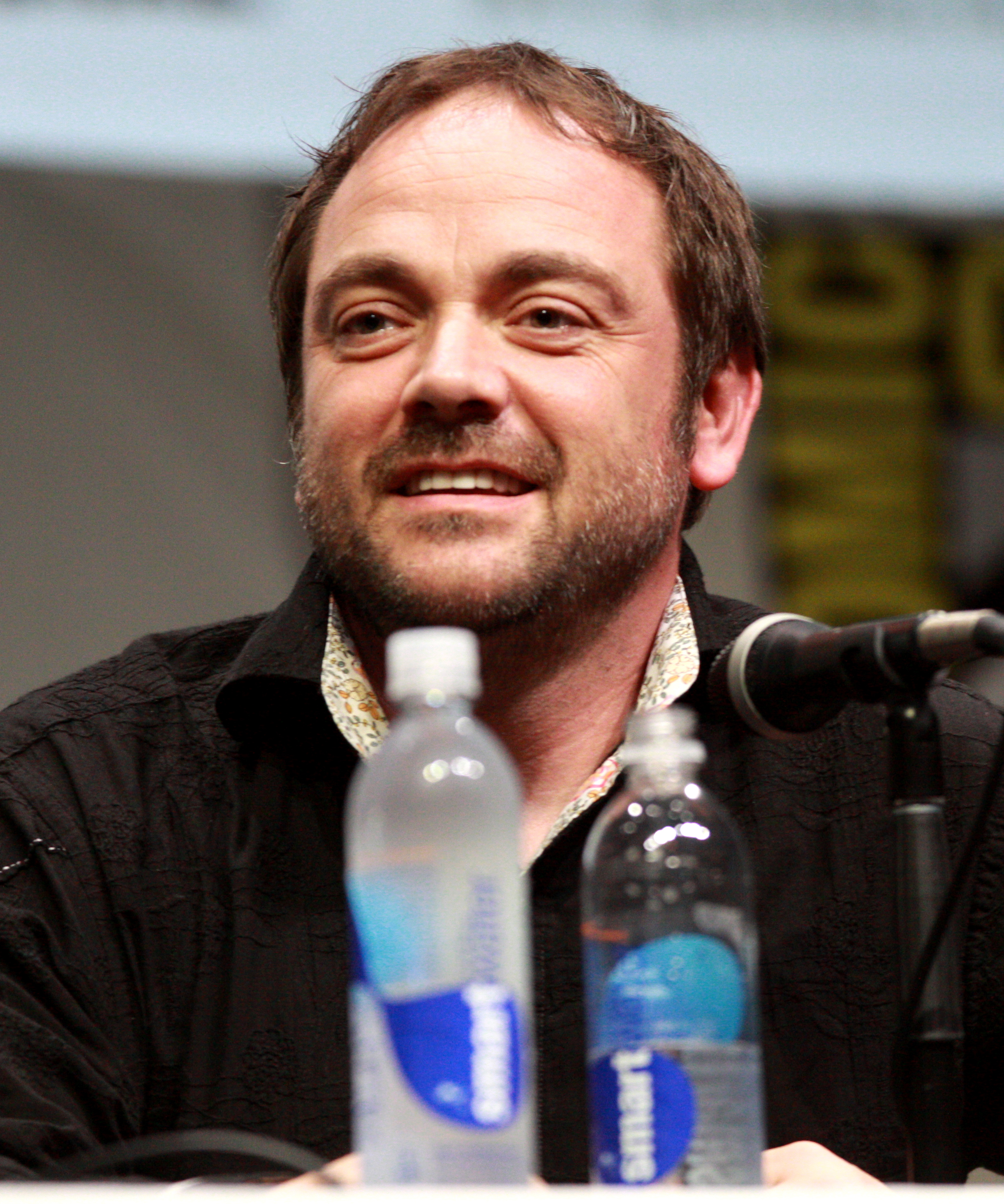 mark sheppard engaged