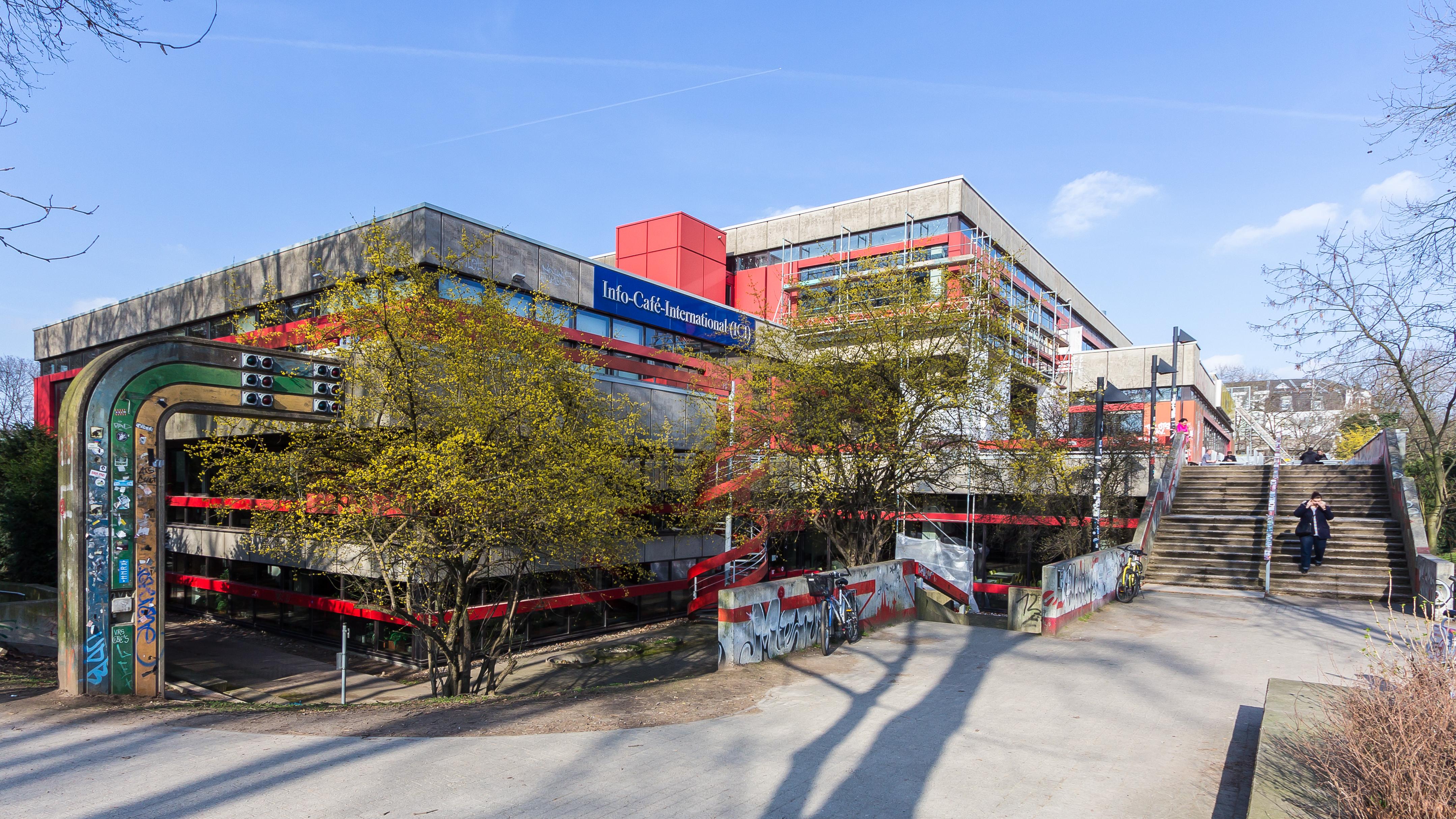 Köln Uni Mensa