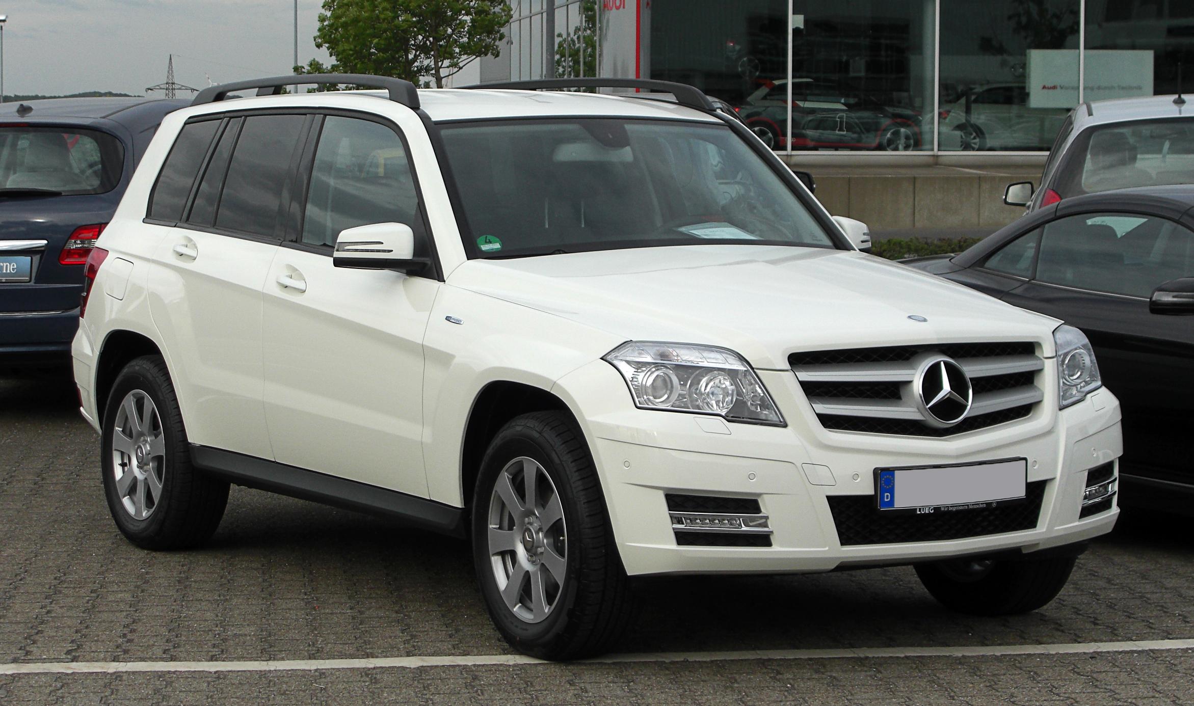 File Mercedes Benz Glk 200 Cdi Blueefficiency X 204 Frontansicht 26 Mai 2011 Velbert Jpg