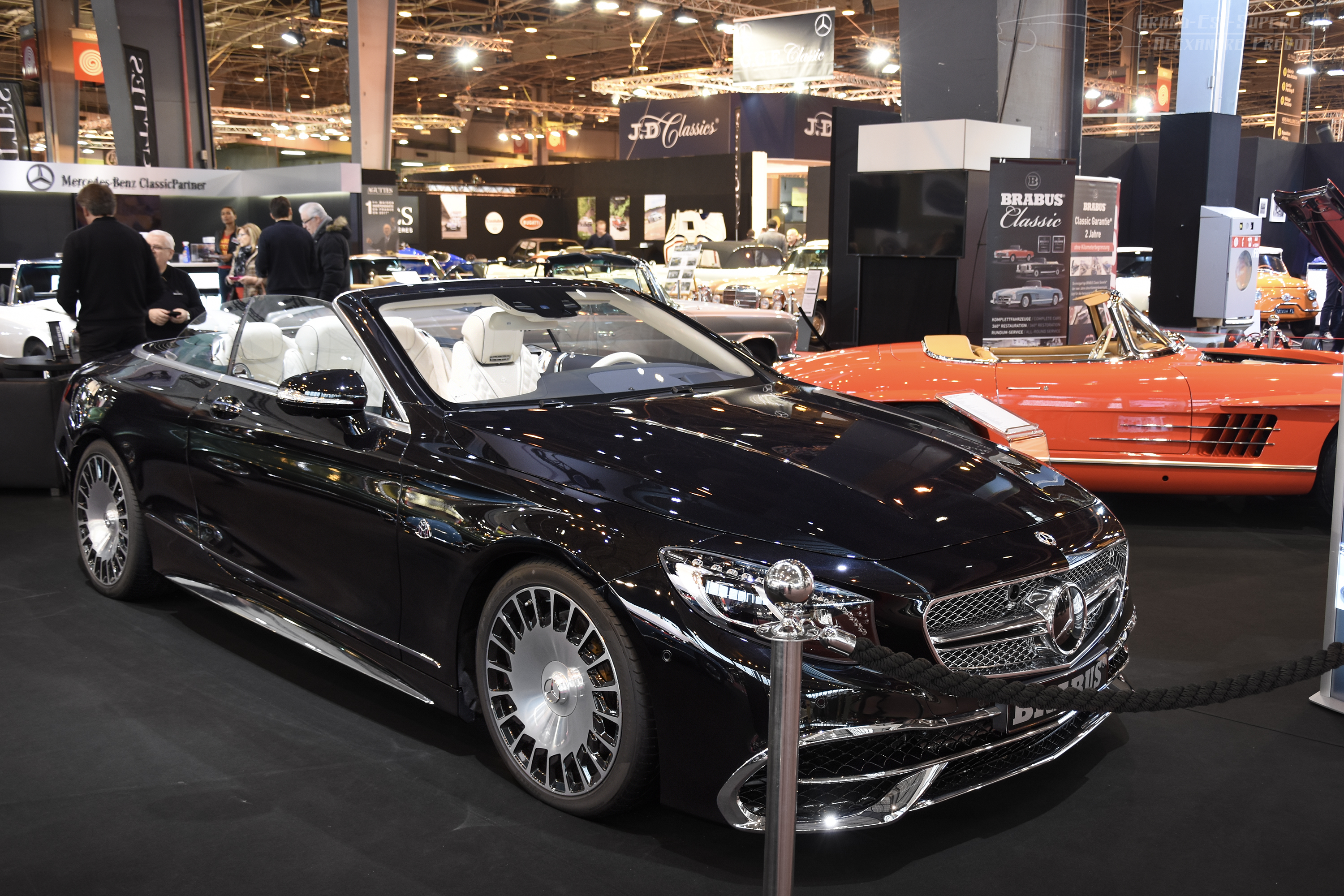 File Mercedes Maybach S 650 Cabriolet 26292572128 Jpg Wikimedia Commons