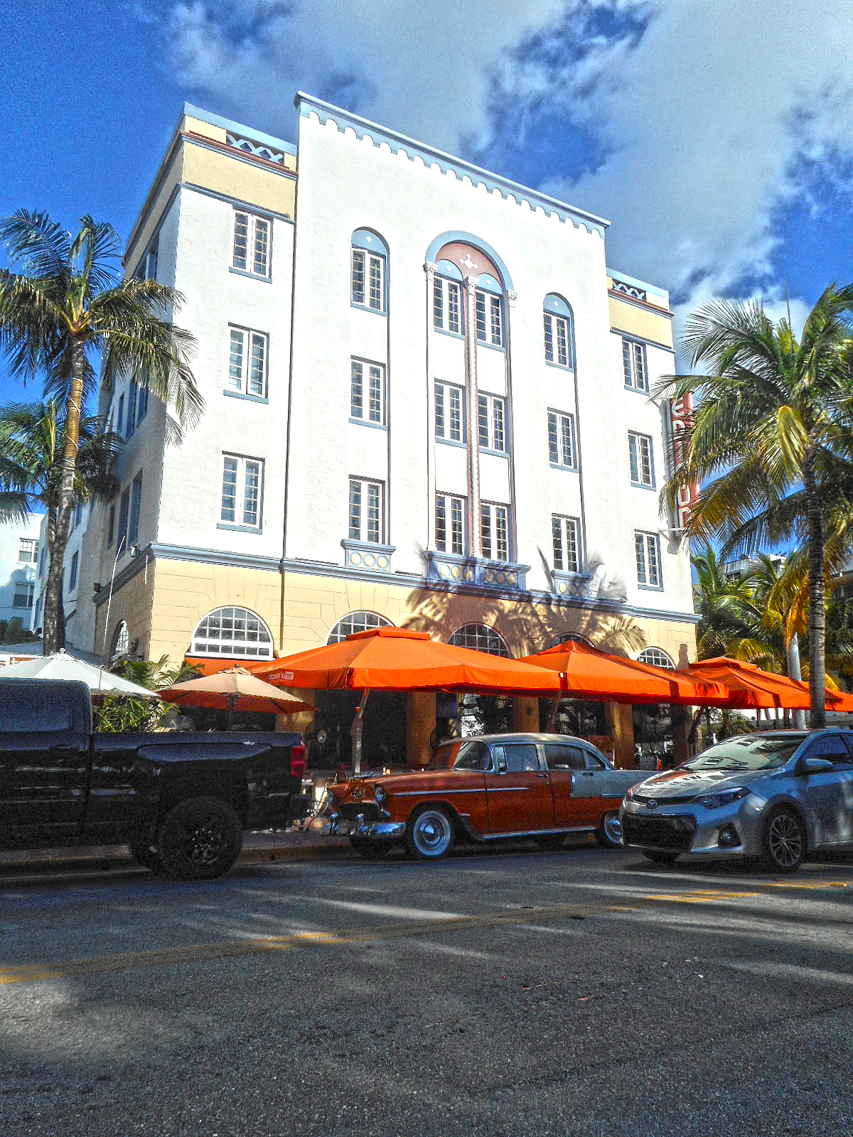 File Miami Beach South Buildings Edison Hotel On Ocean Drive Jpg
