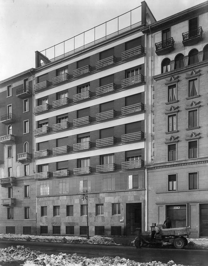 Casa bassanini wikipedia for Casa moderna wiki