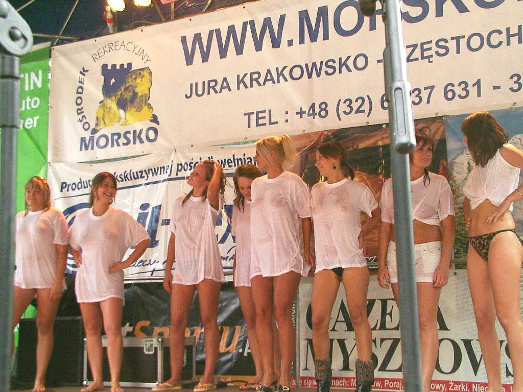 Description Miss Mokrego Podkoszulka Morsko Scena