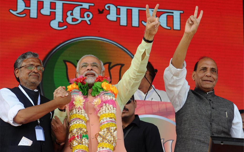Bihar Deputy CM Sushil Kumar Modi checks favorable for coronavirus COVID-19