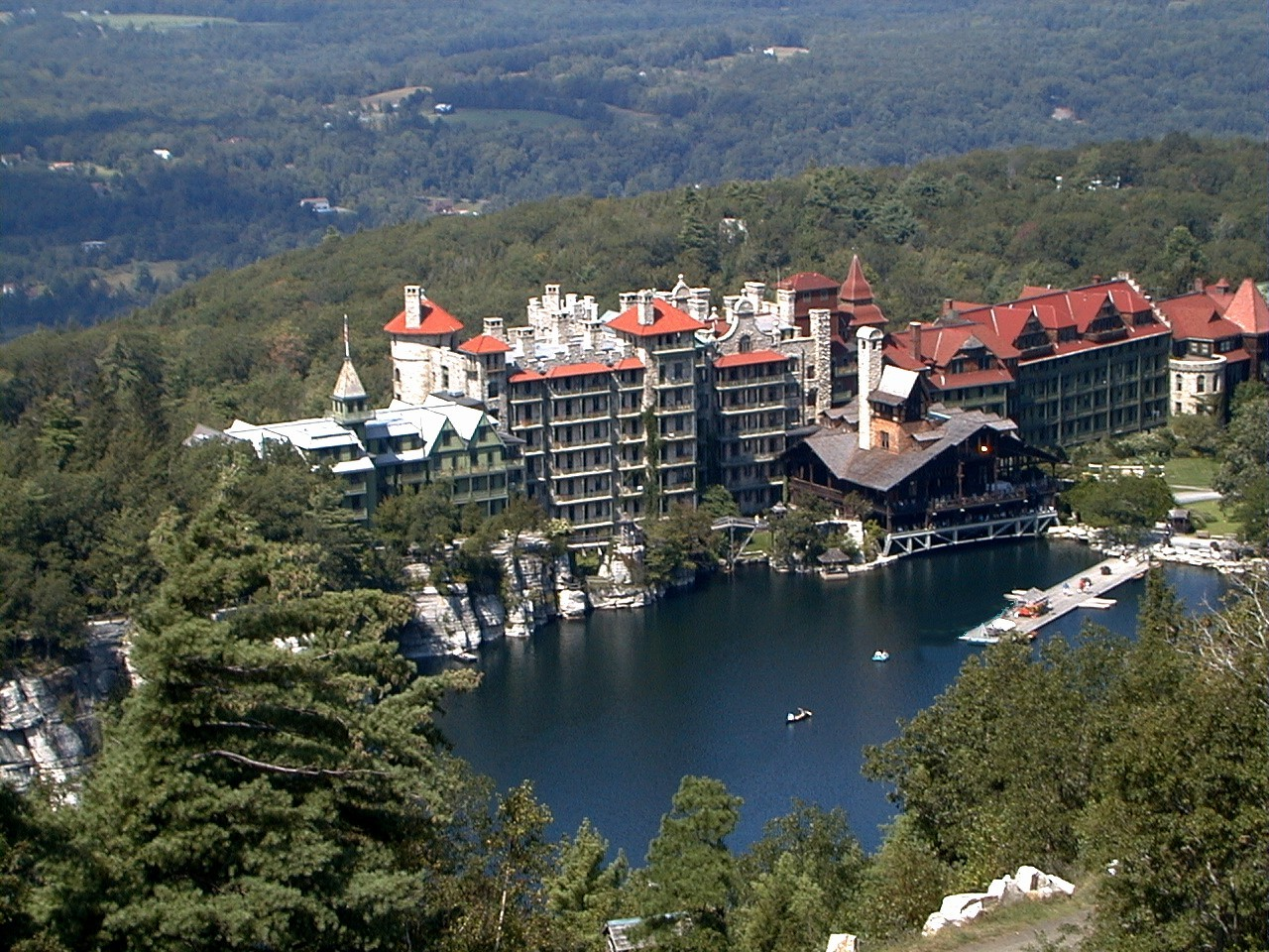 Mohonk Mountain House, New Paltz, New York