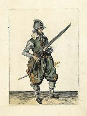 Musketer Gheyn