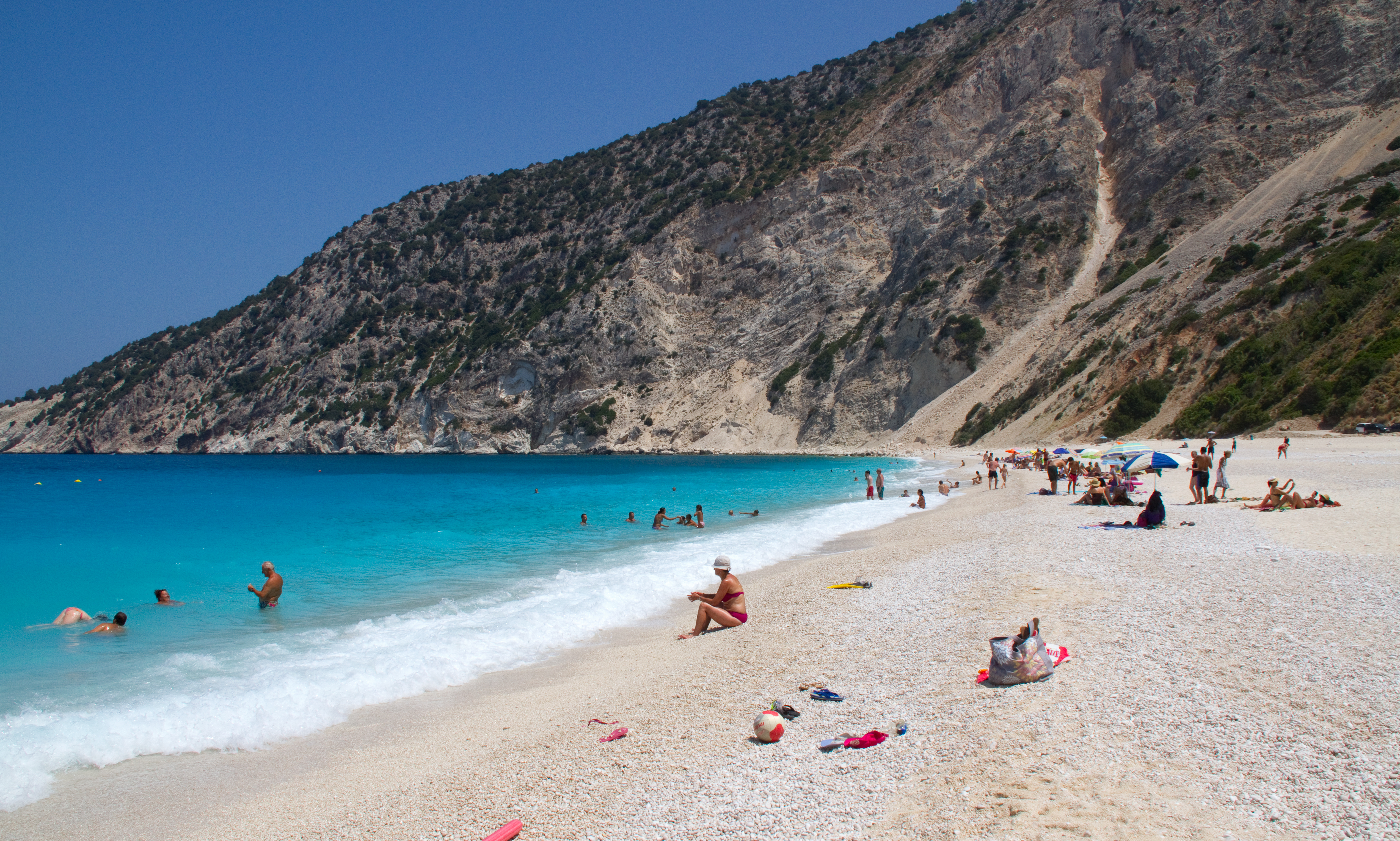 File:Myrtos Beach 3 (9341831247).jpg