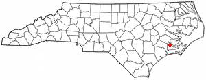 Neuse Forest, North Carolina Census-designated place in North Carolina, United States
