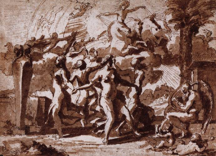 Nicolas Poussin - A Dance to the Music of Time - WGA18304