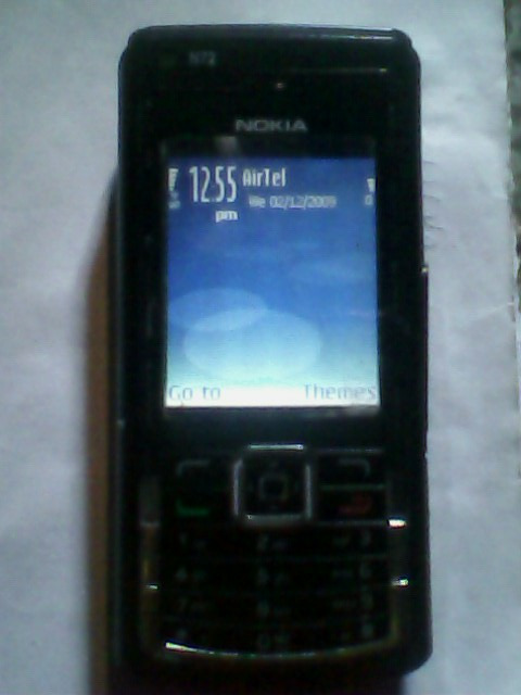 Nokia N72 - Wikipedia, the free encyclopedia