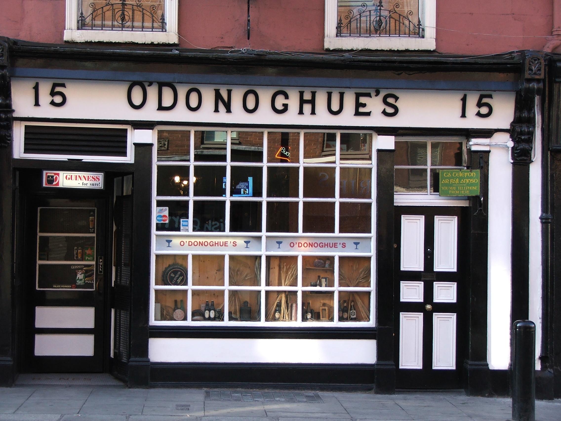 Irish Pub Wikipedia