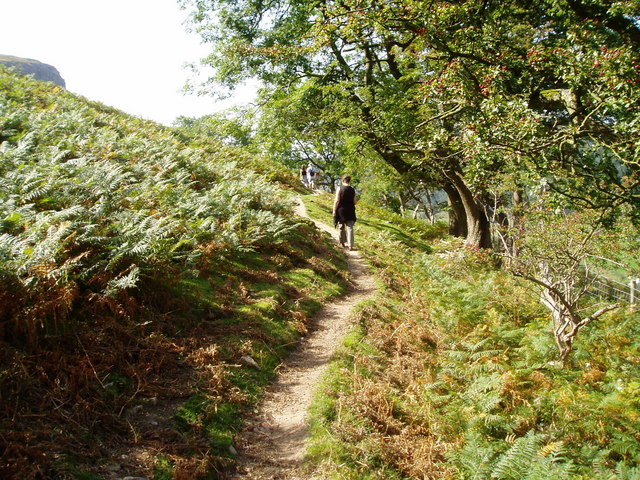 Offa's Dyke Path - geograph.org.uk - 237110