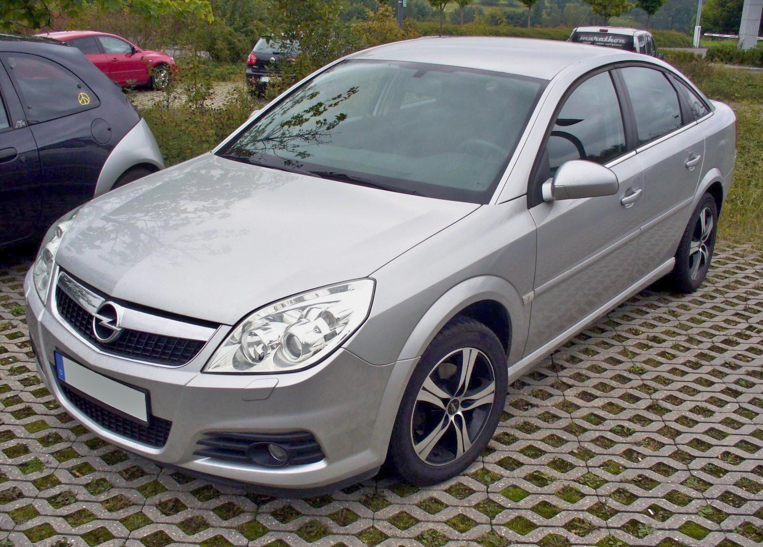 file opel vectra c gts facelift starsilber jpg wikimedia. Black Bedroom Furniture Sets. Home Design Ideas