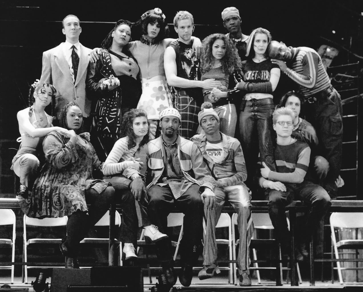 Original Broadway Cast, 1996