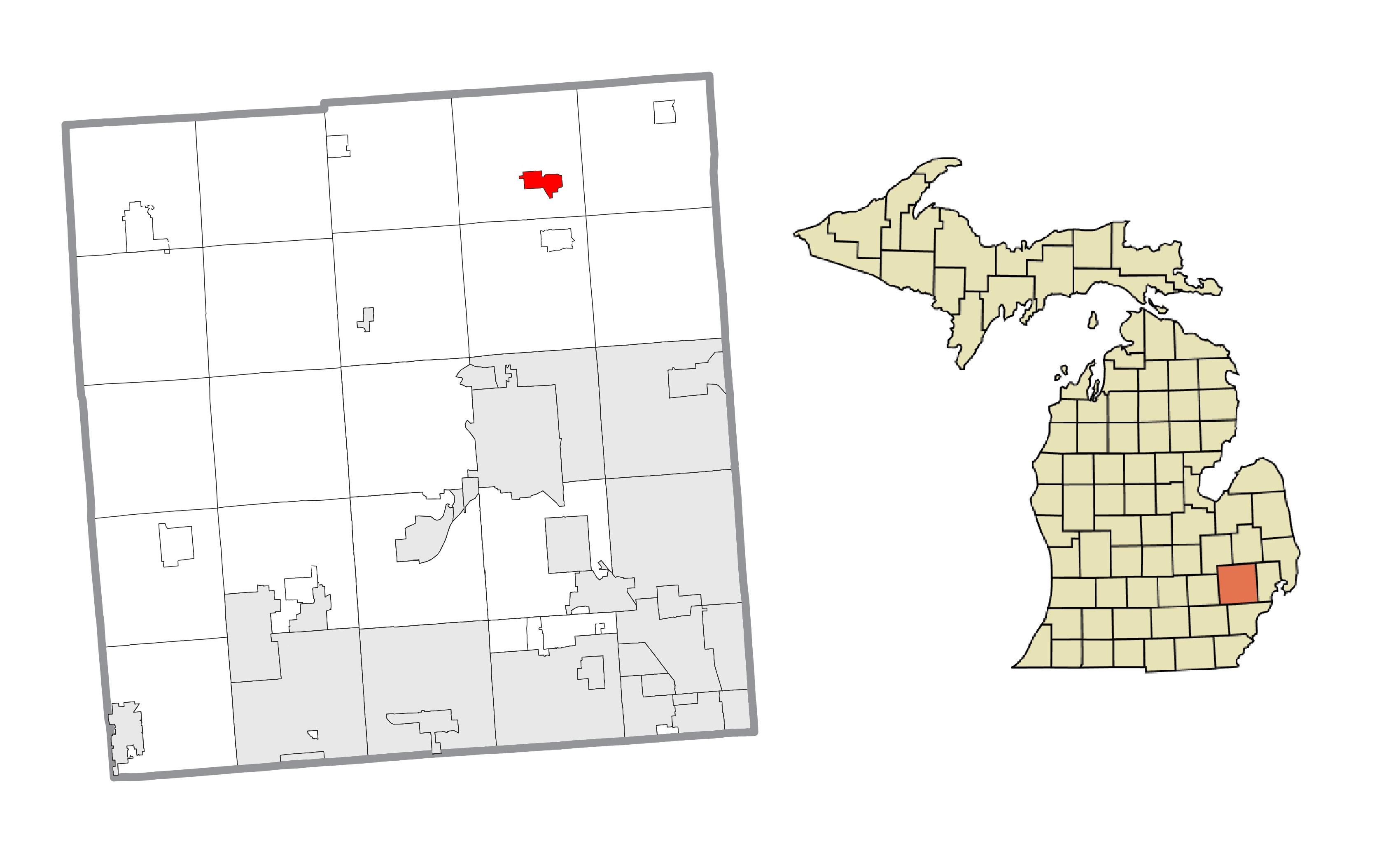 Oxford, Michigan - Wikipedia