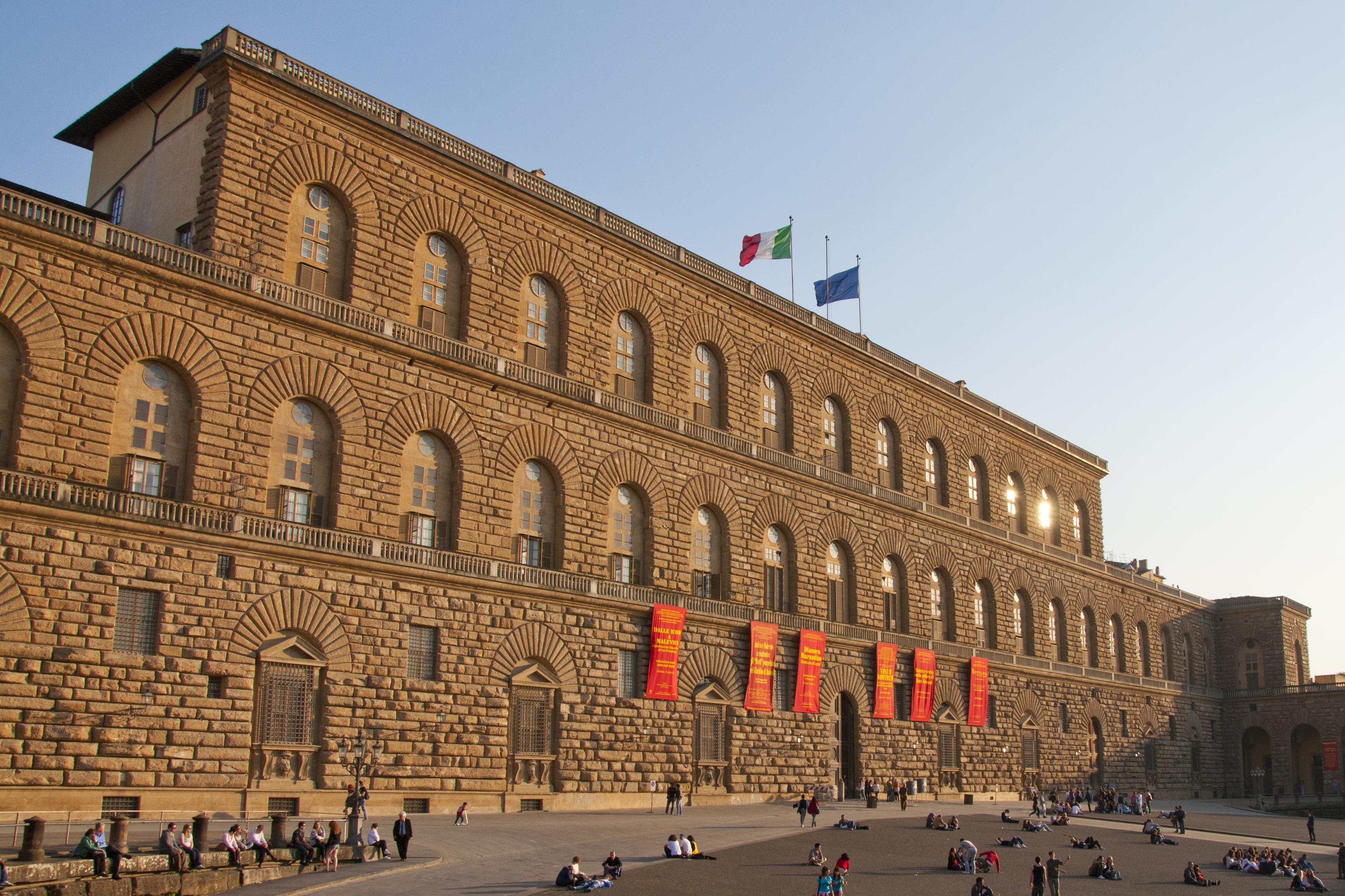File palazzo pitti nel tardo for Palazzo pitti