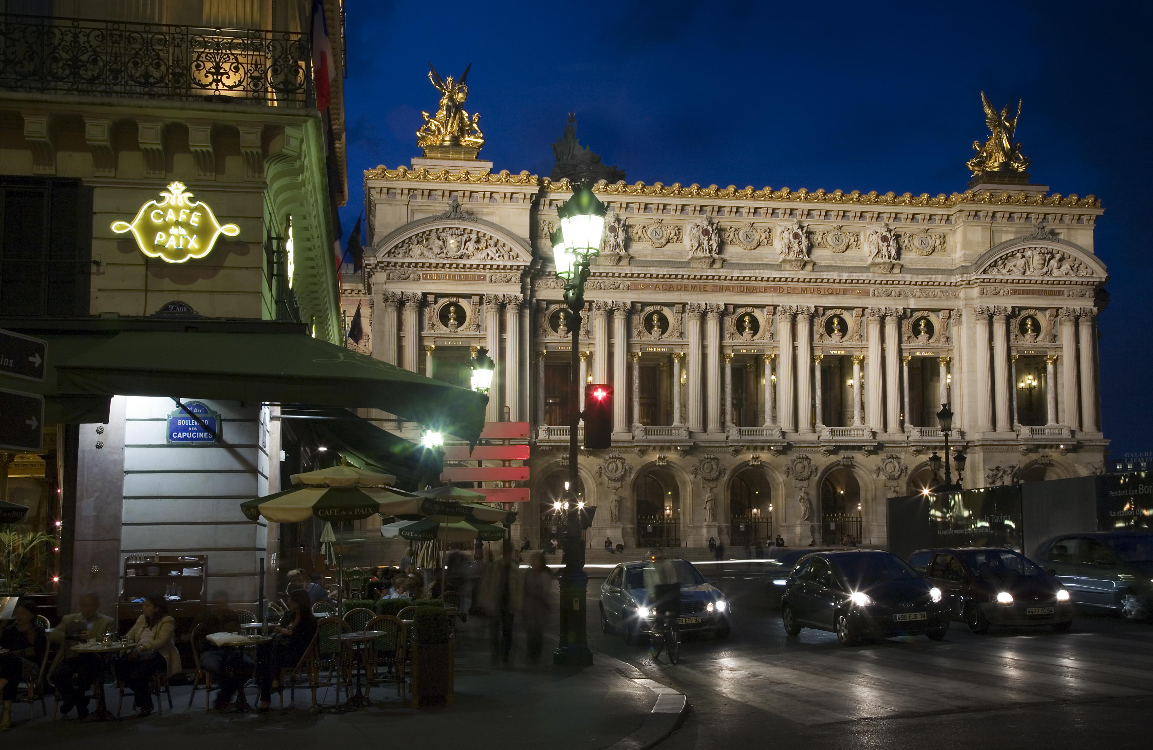 Caf Ef Bf Bd De France Paris