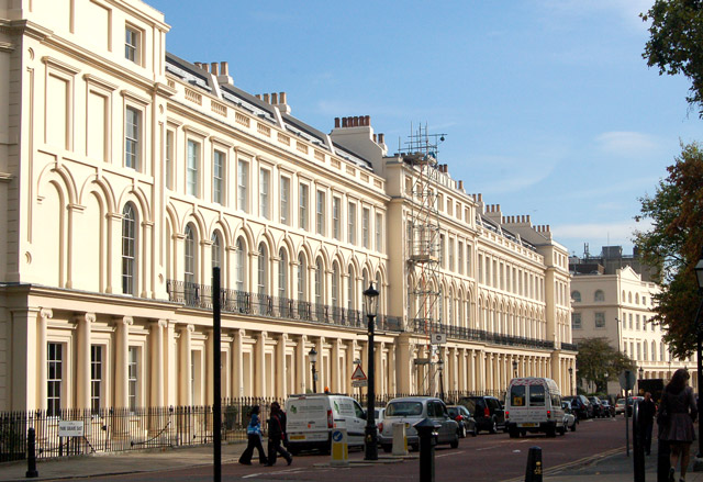 File:Park Square East, Regents Park, London - geograph.org.uk - 1524050.jpg